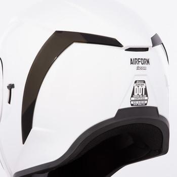 Icon Airform Rear Spoiler - Smoke