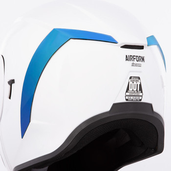 Icon Airform Rear Spoiler - RST Blue
