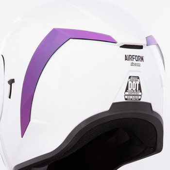 Icon Airform Rear Spoiler - RST Purple