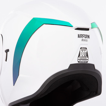 Icon Airform Rear Spoiler - RST Green