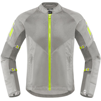 Icon Mesh AF CE Women's Jacket - Grey