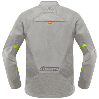 Icon Mesh AF CE Women's Jacket - Grey
