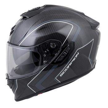 Scorpion EXO-ST1400 Carbon Antrim Helmet - Grey
