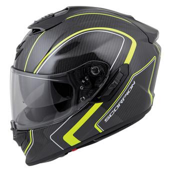 Scorpion EXO-ST1400 Carbon Antrim Helmet - Hi-Vis