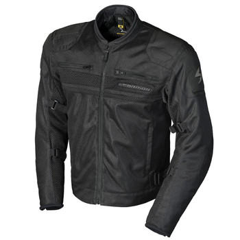 Scorpion Vortex Air Jacket - Black