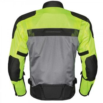 Scorpion Vortex Air Jacket - Hi-Vis