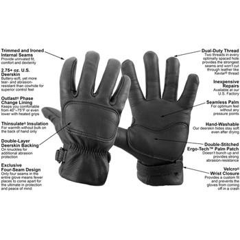 Lee Parks Design DeerTours PCi Gloves