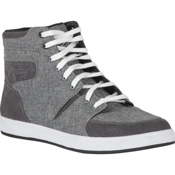 FLY M16 Canvas Riding Shoes - Grey