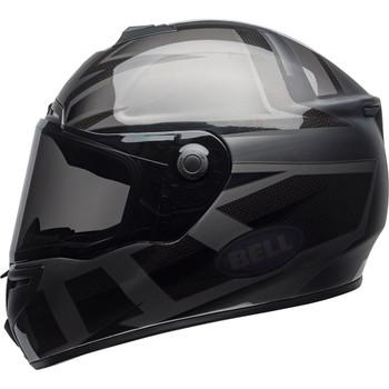 Bell SRT Helmet - Predator Blackout Matte/Gloss Black