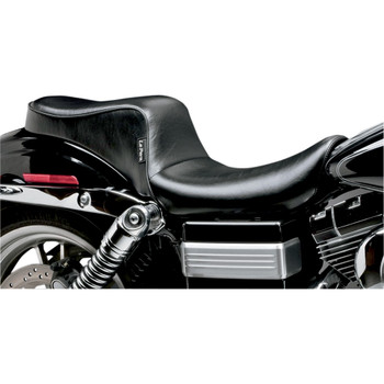 LePera Cherokee Seat for 2006-2017 Harley Dyna - Smooth
