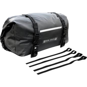Nelson Rigg Black Sahara Duffle Bag