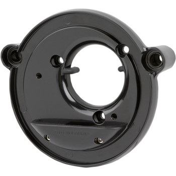 Arlen Ness Big Sucker Smooth Air Cleaner Kit for 2017-2019 Harley M8 - Black