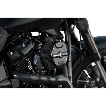 Arlen Ness Knuckle Big Sucker Air Cleaner Kit for 2017-2020 Harley M8 - Black