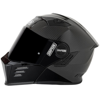Simpson Mod Bandit Helmet - Carbon Fiber