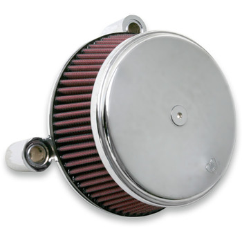 Arlen Ness Big Sucker Air Cleaner Kit for 1999-2017 Harley Big Twin* - Chrome