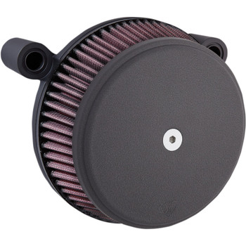 Arlen Ness Big Sucker Air Cleaner Kit for 1999-2017 Harley Big Twin* - Black