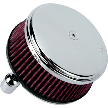 Arlen Ness Big Sucker Air Cleaner Kit for 1998-2019 Harley Sportster - Chrome