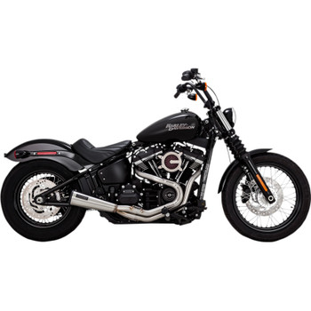Vance & Hines VO2 Cage Fighter Air Cleaner Kit for 2018-2020 Harley Softail