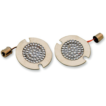 Drag Specialties 1156 LED Bulbs for Harley - Flat-Style