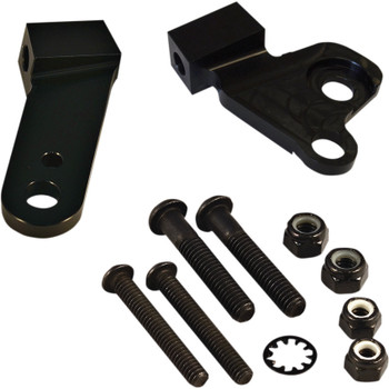 Powermadd Star Series Hand Guard Mounting Kit for 2015-2019 Harley Softail