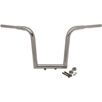 "LA Choppers 1-1/2"" Tree Hugger 13"" Handlebars for Harley - Chrome"