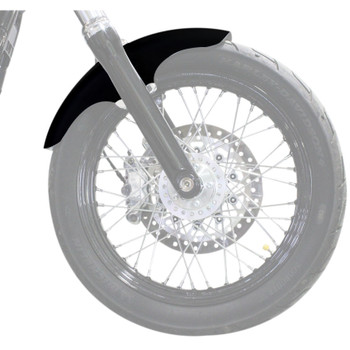 Klock Werks Top Hat Hugger Front Fender for 2018-2019 Harley Low Rider