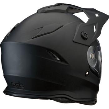 Z1R Range Dual Sport Helmet - Flat Black