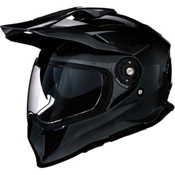 Z1R Range Dual Sport Helmet - Gloss Black