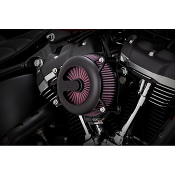 Vance & Hines VO2 Rogue Air Intake Kit For 2017-2019 Harley Touring - Black