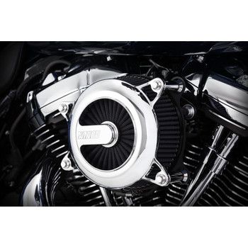Vance & Hines VO2 Rogue Air Intake Kit For 2017-2019 Harley Touring - Chrome