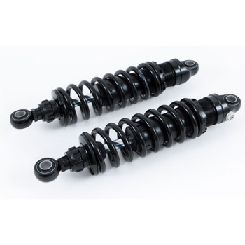 "Ohlins HD 762 Blackline Twin 12"" Shocks for 1990-2017 Harley Dyna"