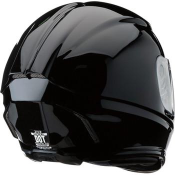 Z1R Jackal Helmet - Gloss Black