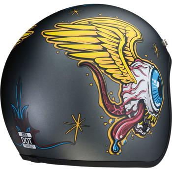Z1R Saturn Helmet - Flying Retina