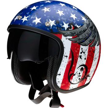 Z1R Saturn Helmet - Justice