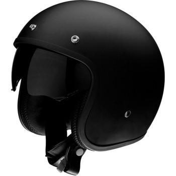 Z1R Saturn Helmet - Flat Black