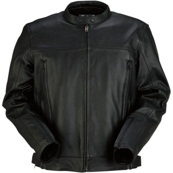 Z1R Arsenal Leather Jacket