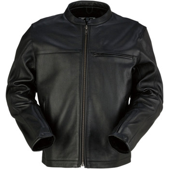 Z1R Munition Leather Jacket
