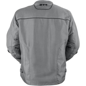Z1R Gust Mesh Jacket - Silver