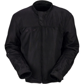 Z1R Gust Mesh Waterproof Jacket - Black