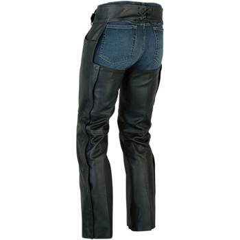 Z1R Sabot Leather Chaps