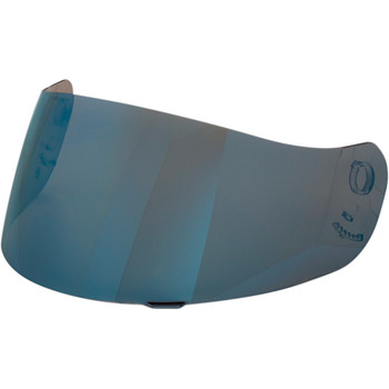 Z1R Jackal Helmet Face Shield - RST Blue