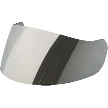 Z1R Jackal Helmet Face Shield - RST Silver