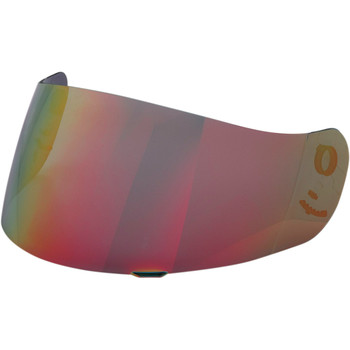 Z1R Jackal Helmet Face Shield - RST Red