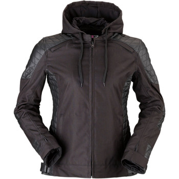 Z1R Women's Transmute Leather/Textile Jacket