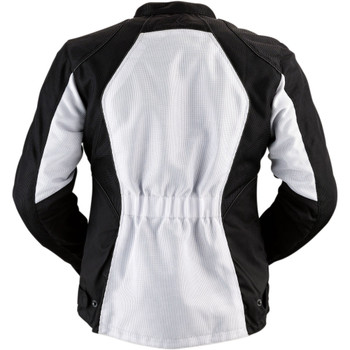 Z1R Women's Gust Mesh Jacket - White