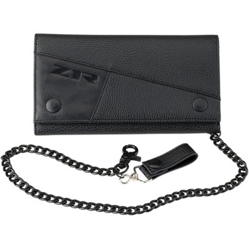 Z1R Leather Wallet - Large