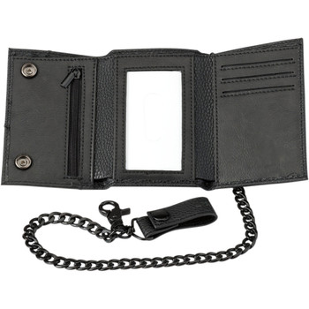 Z1R Leather Wallet - Regular