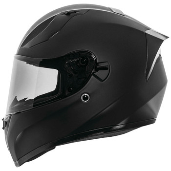 Speed and Strength SS2100 Solid Speed Helmet - Satin Black
