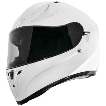Speed and Strength SS2100 Solid Speed Helmet - Satin White