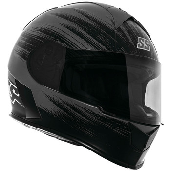Speed and Strength SS900 Evader Helmet - Gray/Black